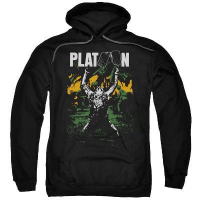 Hoodie: Platoon- Time Of War
