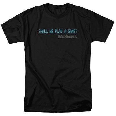 Wargames- Shall We Play A Game Logo