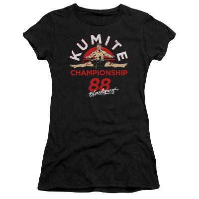 Juniors: Bloodsport- Kumite 88 Championship