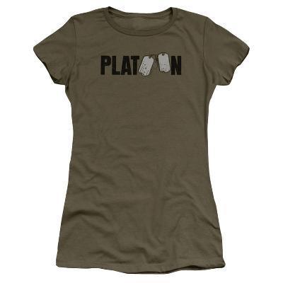 Juniors: Platoon- Tag Logo