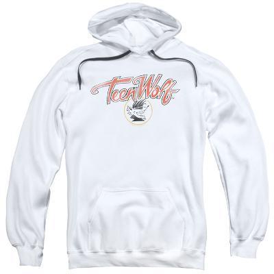 Hoodie: Teen Wolf- Wolf Pin Logo