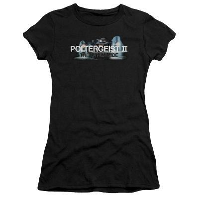 Juniors: Poltergeist II - Haunted Logo