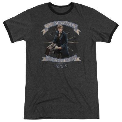 Fantastic Beasts- Newt Scamander Magizoologist Ringer