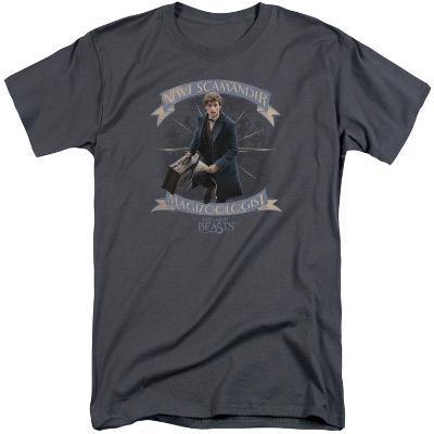 Fantastic Beasts- Newt Scamander Magizoologist (Big & Tall)