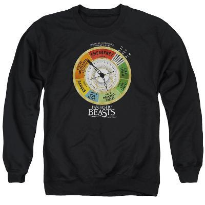 Crewneck Sweatshirt: Fantastic Beasts- Threat Gauge