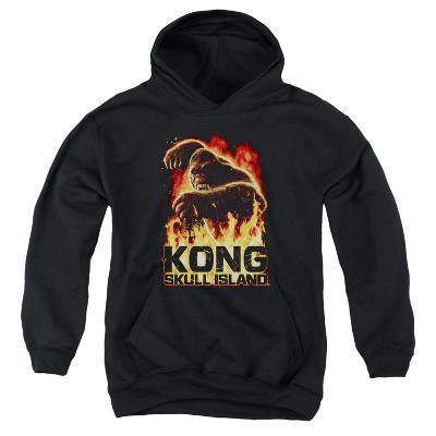 Youth Hoodie: Kong: Skull Island- Out Of The Fire