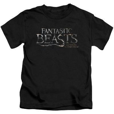 Juvenile: Fantastic Beasts- Movie Logo