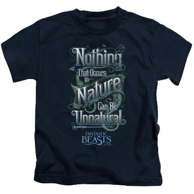 Juvenile: Fantastic Beasts- Nothing In Nature Is Unnatural