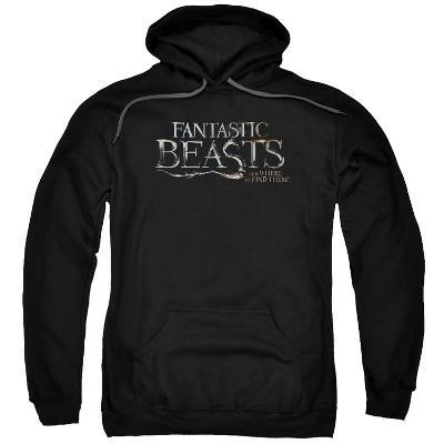 Hoodie: Fantastic Beasts- Movie Logo