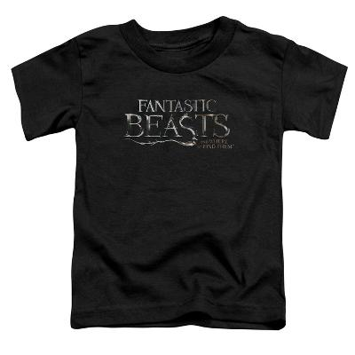 Toddler: Fantastic Beasts- Movie Logo