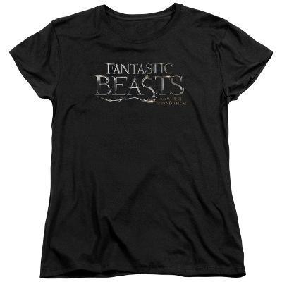 Womens: Fantastic Beasts- Movie Logo