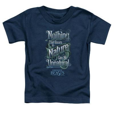 Toddler: Fantastic Beasts- Nothing In Nature Is Unnatural