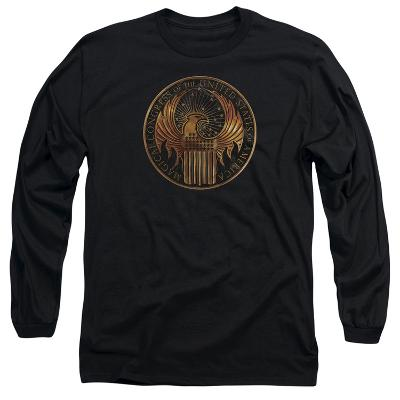 Long Sleeve: Fantastic Beasts- U.S. Magical Congress Crest