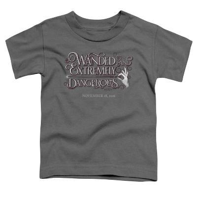 Toddler: Fantastic Beasts- Wanded And Dangerous Chirography