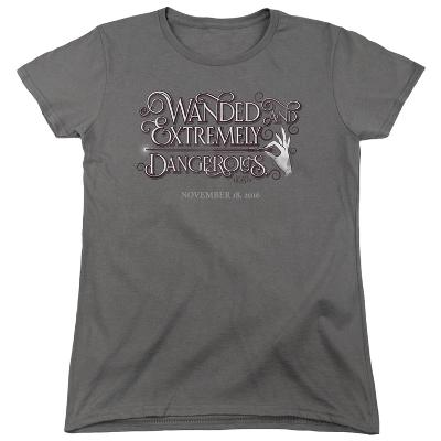 Womens: Fantastic Beasts- Wanded And Dangerous Chirography
