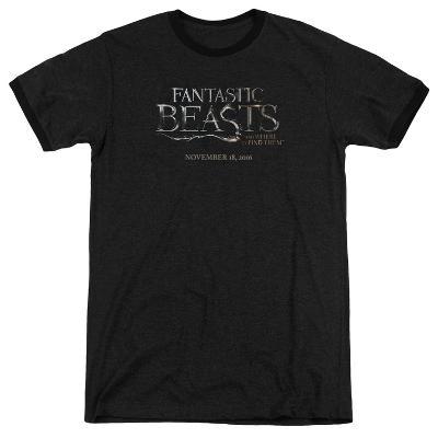 Fantastic Beasts- Movie Logo Ringer
