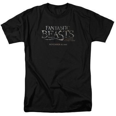 Fantastic Beasts- Movie Logo
