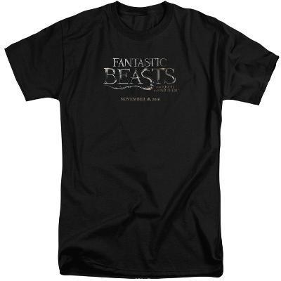 Fantastic Beasts- Movie Logo (Big & Tall)
