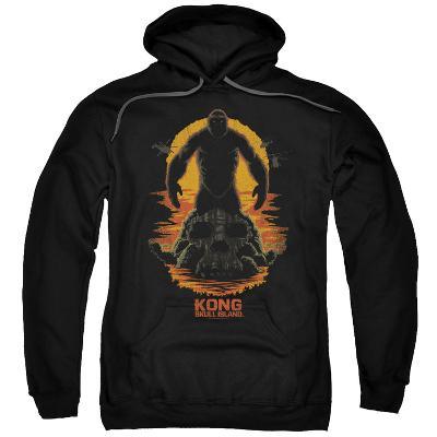 Hoodie: Kong: Skull Island- Kong: Silhouette