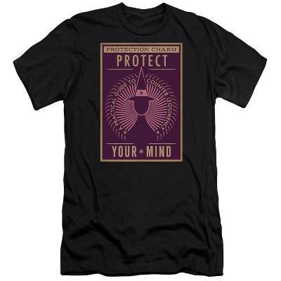 Fantastic Beasts- Protect Your Mind Slim Fit