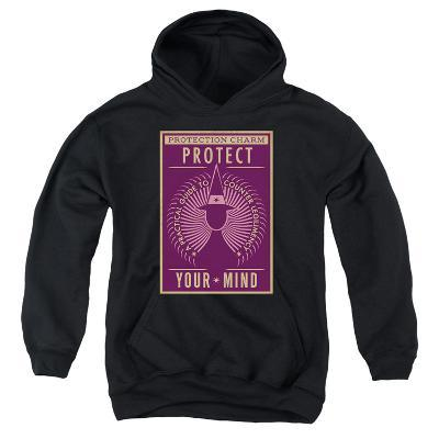 Youth Hoodie: Fantastic Beasts- Protect Your Mind