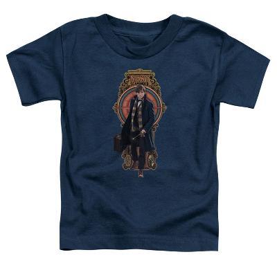 Toddler: Fantastic Beasts- Newt Scamander Badge