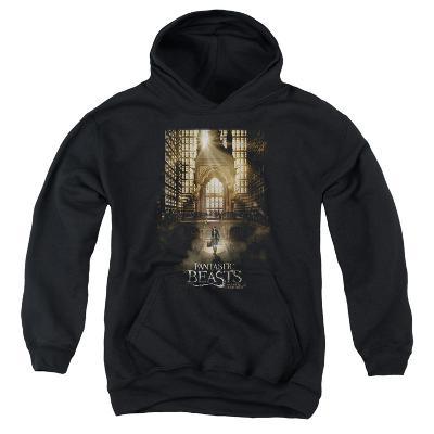 Youth Hoodie: Fantastic Beasts- Grand Arrival