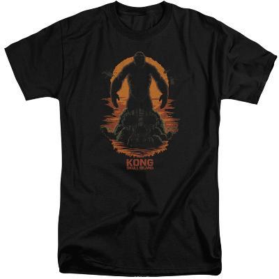 Kong: Skull Island- Kong: Silhouette (Big & Tall)