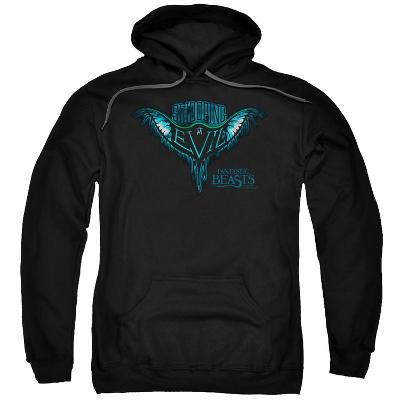 Hoodie: Fantastic Beasts- Swooping Evil Logography