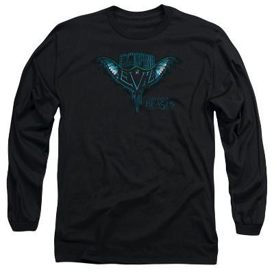 Long Sleeve: Fantastic Beasts- Swooping Evil Logography