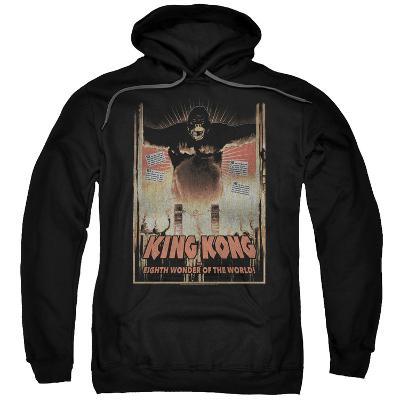 Hoodie: King Kong- Eighth Wonder Of The World