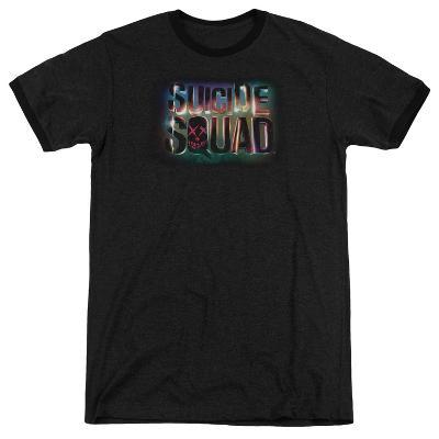 Suicide Squad- Neon Logo Ringer