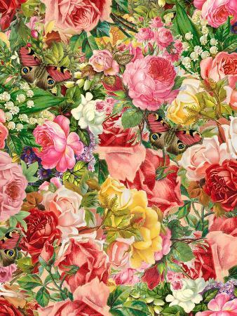 Vintage Flower 2
