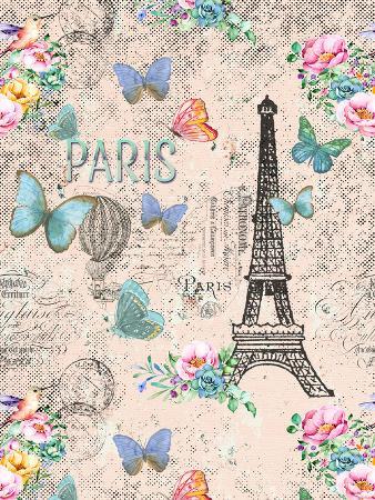 Vintage Shabby Paris 2