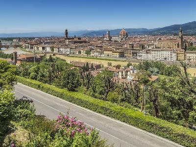Florence View From Piazzale Michelangelo