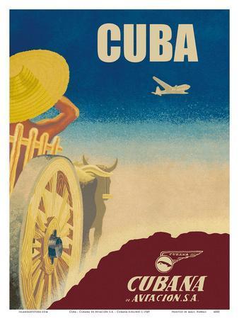 Cuba - Cubana de Aviación S.A. - Cubana Airlines
