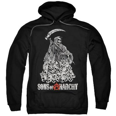Hoodie: Sons Of Anarchy - Pile Of Skulls