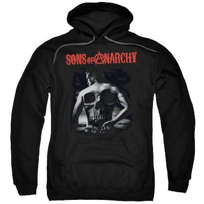 Hoodie: Sons Of Anarchy - Skull Back