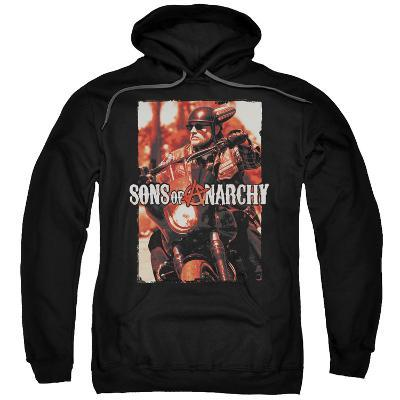 Hoodie: Sons Of Anarchy - Code Red