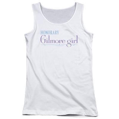 Juniors Tank Top: Gilmore Girls- Honorary Girl