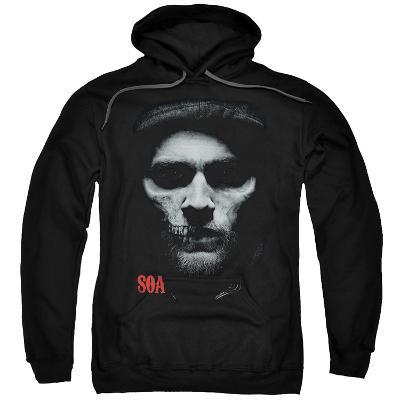 Hoodie: Sons Of Anarchy - Skull Face