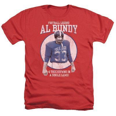 Married With Children- Al Bundy Football Legend