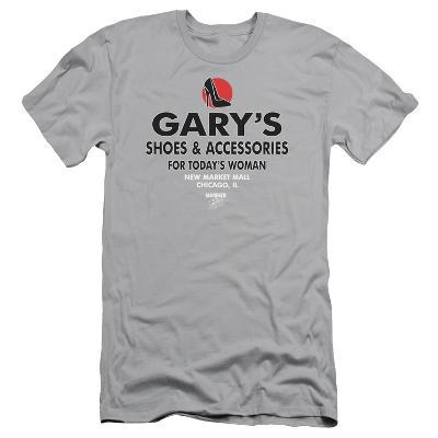 Married With Children- Garys Shoes & Accessories Logo (Premium)