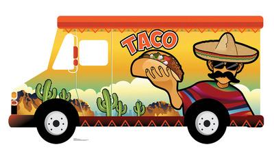 Taco Truck Standin