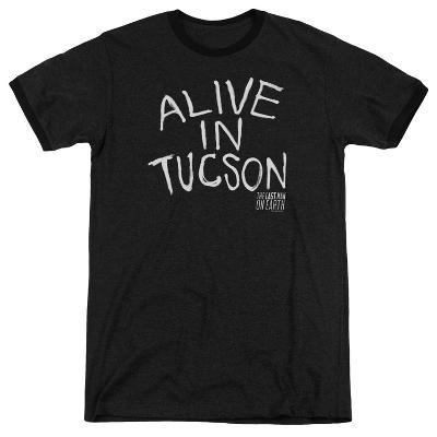 Last Man On Earth- Alive In Tucson Ringer