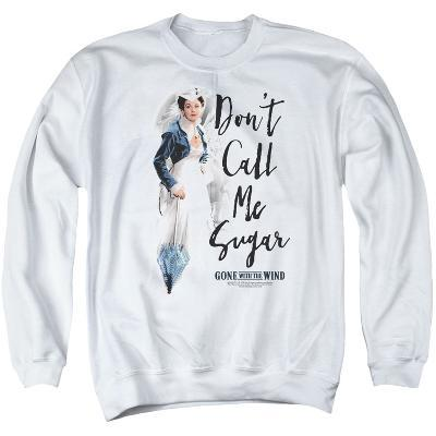 Crewneck Sweatshirt: Gone With The Wind- Don't Call Me Sugar