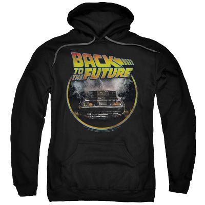 Hoodie: Back To The Future- Back