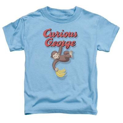 Toddler: Curious George- Hangin Out