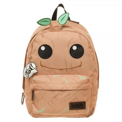 Guardians of the Galaxy Vol. 2 - Groot Big Face Backpack