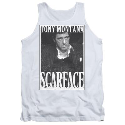 Tank Top: Scarface- Business Face